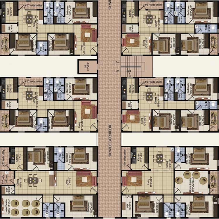 A Sample Serviced Apartment Complex Business Plan Template